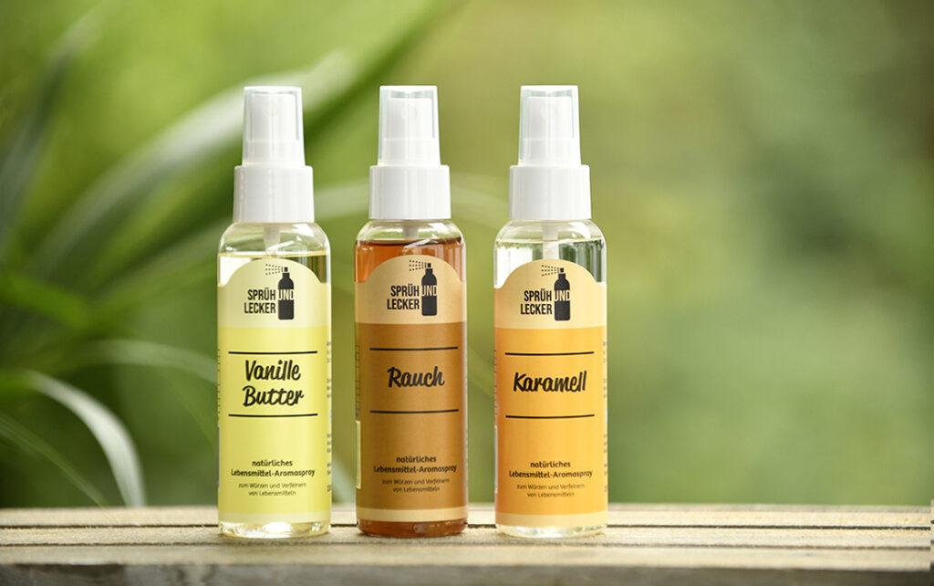 Aromaspray Bundle (Sorte frei wählbar)