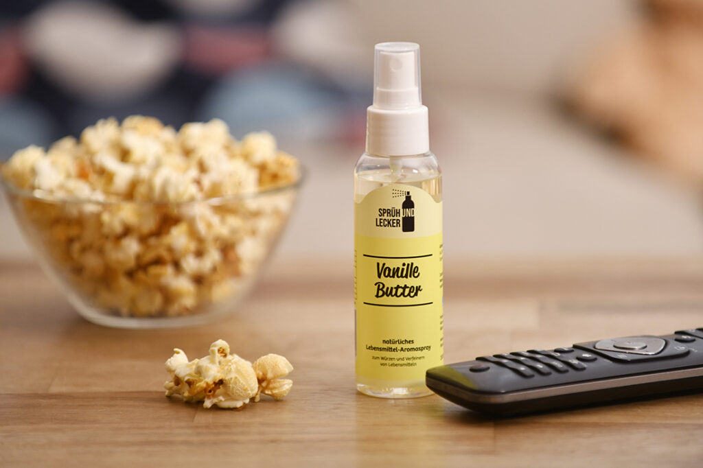 Vanille Butter Aromaspray