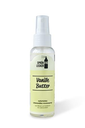 Aromaspray-Vanille-Butter-Produkt